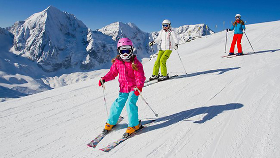 Family Skiing Resorts
