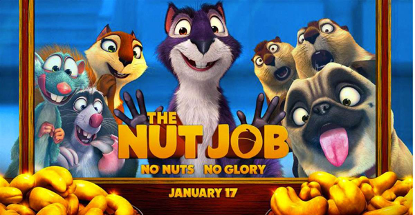 The Nut Job blog