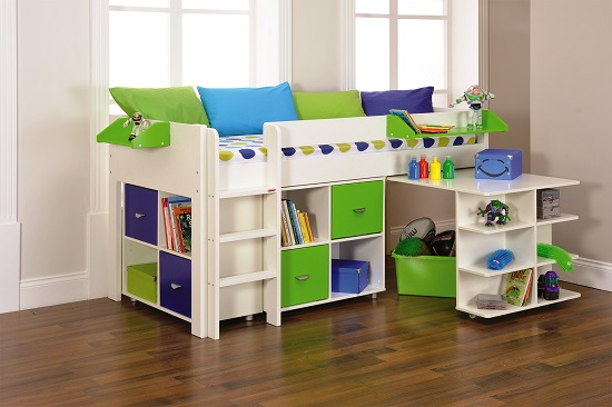 Stompa Uno 3 Cabin Bed