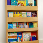 Open face bookcases