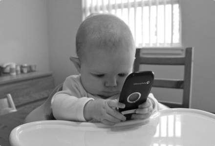 Are Children too young to be using phones