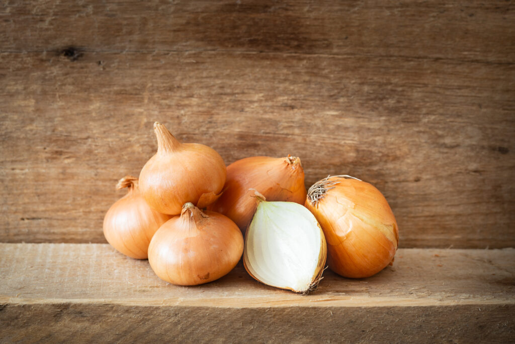 Treating A Verruca With Onions
