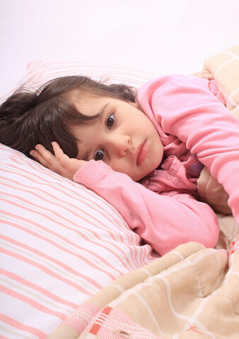 How Does the Temperature of the Room Affect Your Child's Sleep?