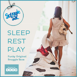 snuggle sac - competition post image