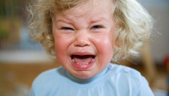 Five Tantrum Tricks Every Parent Should Have Up Their Sleeve