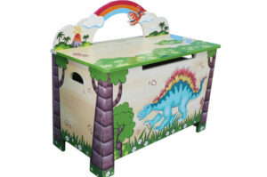 Dinosaur Treasure Chest