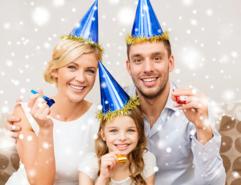 How to Celebrate New Year's Eve with Kids