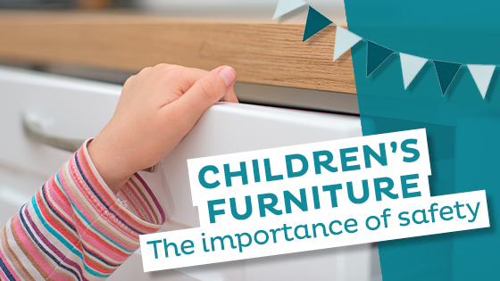 Tested The Importance Of Child Furniture Safety
