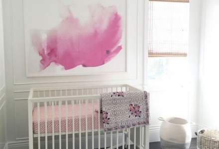 How To: Add A Pop Of Colour To Your Child's Bedroom