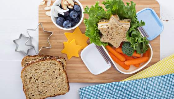 Quick and Healthy Packed Lunch Ideas