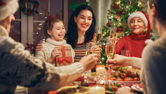 Top Tips For a Stress-Free Christmas Dinner