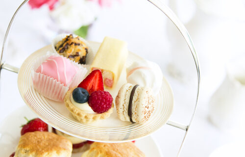 21st April National Tea Day – Top tips on hosting an afternoon tea