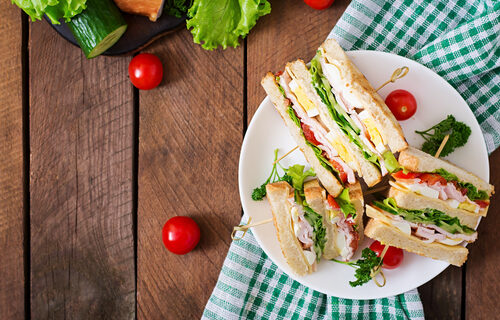 Which Sandwich Best Represents You? Take the Quiz.