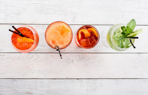 Three Refreshing Drink Recipes to Help Quench Your Summer Thirst