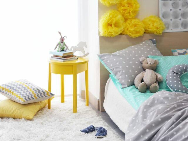 How to Make the Most of a Small Children's Bedroom