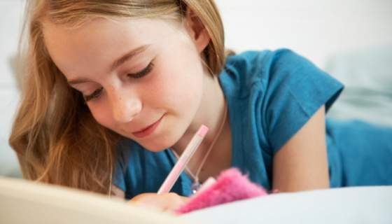 Three Reasons you Should Encourage your Child to keep a Diary