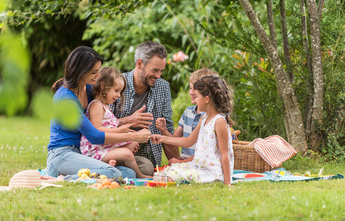 How to Host the Perfect Summers Day Picnic