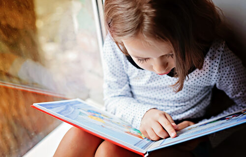 Which Book Should You and Your 6 Year Old Read Next?