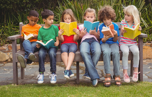 Read a Book Day: 3 Books Your Children will Love