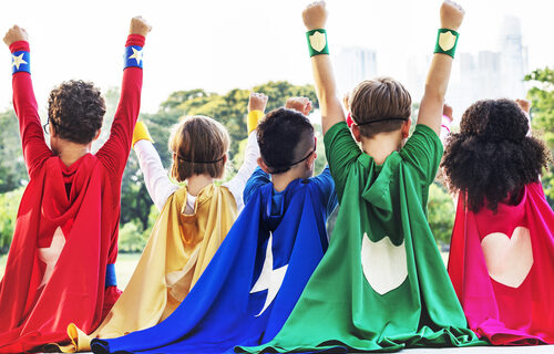 Which Superhero Are You? Take the Quiz