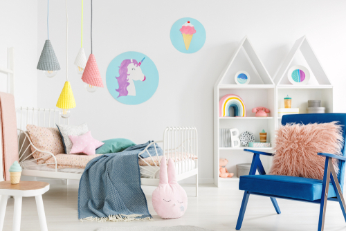 How to Create a Unicorn-Themed Bedroom