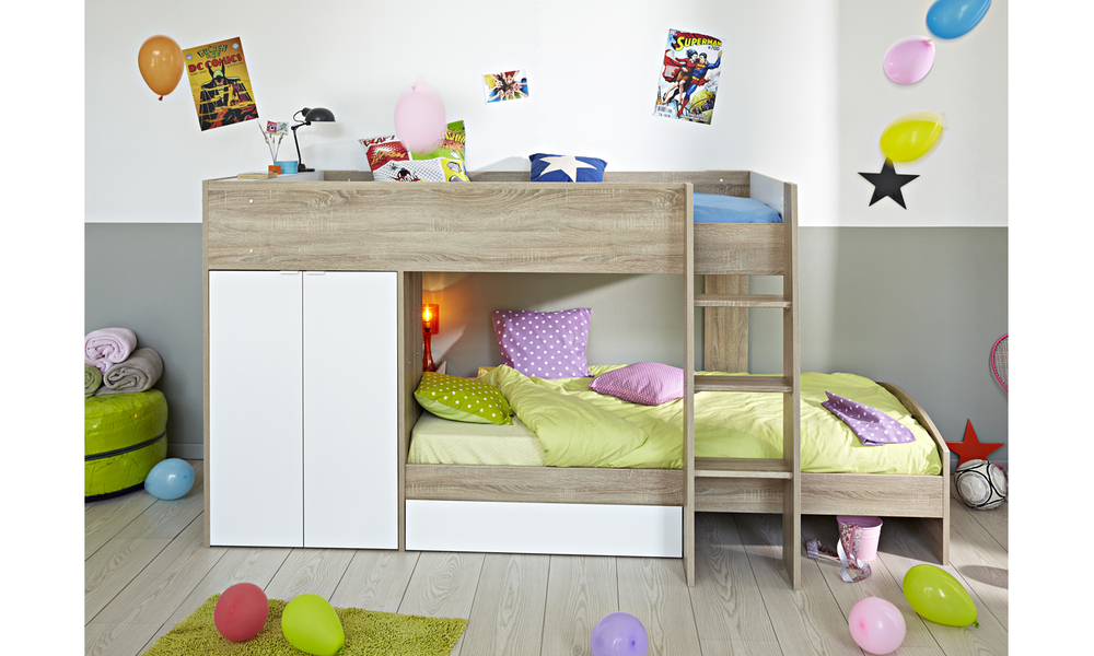 Bunk Bed Bedding Set for a shared room