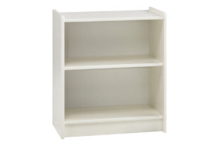 Solitaire Low Bookcase