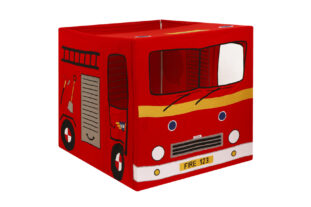 Fire Engine Playhouse (Small)