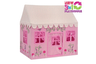 Enchanted Garden and Fairy Woodland 2 in 1 Playhouse (Small)
