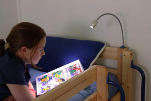Bendy Bunk Bed Light