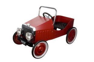 Great Gizmos Classic Pedal Car - Red