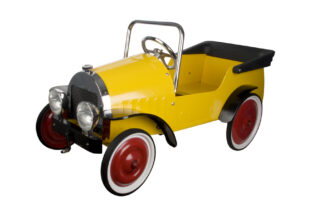 Great Gizmos Classic Pedal Car - Yellow