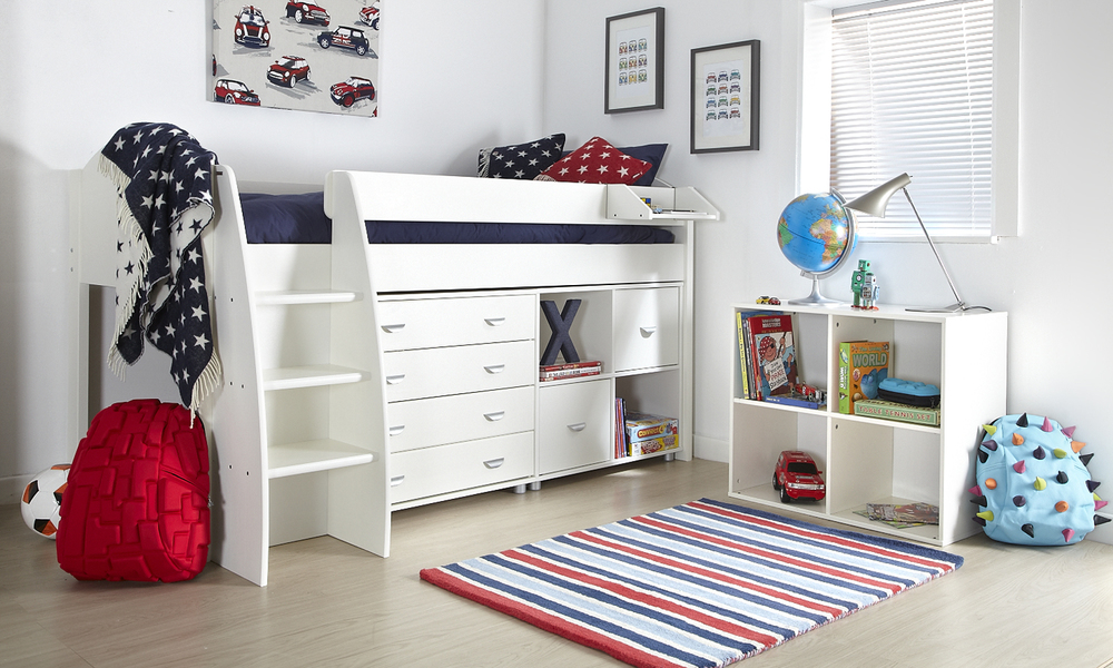 Stompa Rondo Classic Children S Cabin Bed Room To Grow