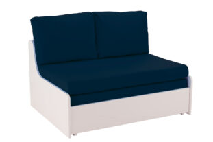 Stompa UNO S Double Chair Sofa Bed - Blue