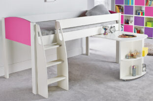 Stompa UNO S 1 Midsleeper with Pull Out Desk