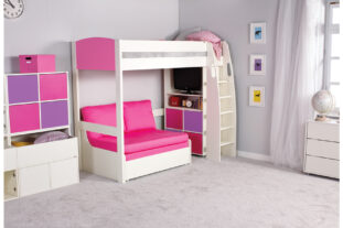 Stompa UNO S 11 Highsleeper with Double Sofa Bed