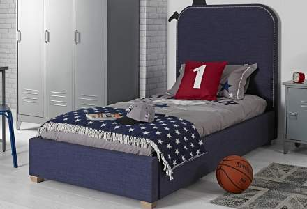 Skyline Upholstered Bed