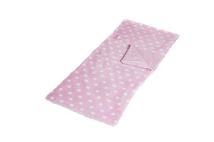 Pink Spot Toddler Snuggle Sac
