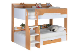 Flick Bunk Bed - Maple
