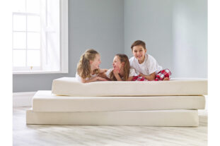Sleep Happy Deluxe Pocket Mattress 90x200cm