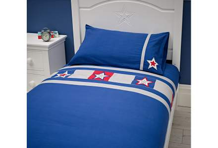 Ollie Star Single Duvet Set