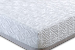 Deluxe Memory Pocket 1000 Double Mattress (135x190cm)