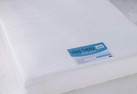 Sleep Happy Deluxe Pocket Single Mattress 90x190cm-Out of stock