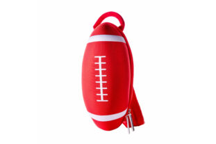 Rugby Ball Bag - Red