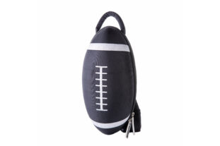 Rugby Ball Bag - Black