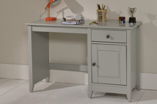 Jubilee Desk in Soft Grey