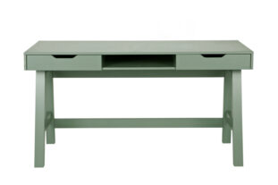 Boston Pine Green Desk
