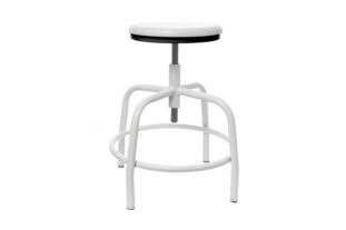 Spider Stool - White