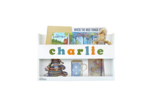 Personalised Bunk Bed Buddy - White