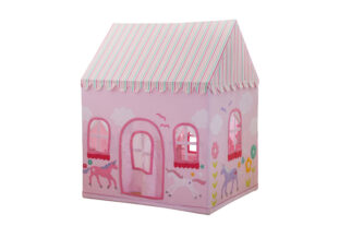Princess Castle & Unicorn Large Playhouse